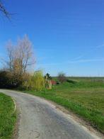 le chemin des bastides vers Biraud