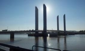 Le pont Chaban