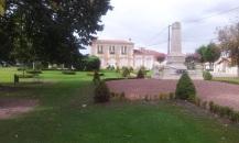 La jolie mairie de Campugnac