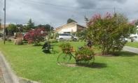 Le village fleuri de Campugnac