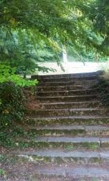 De beaux escaliers...